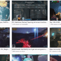 A random bunch of warframe streamers