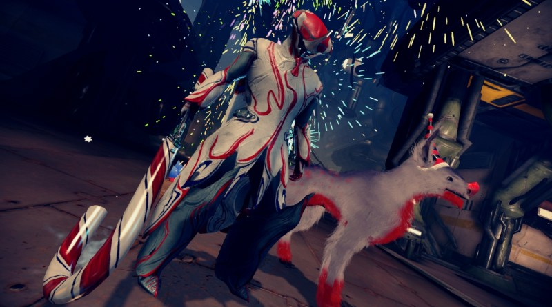 A Festive Frost wishes everyone happy holidays!