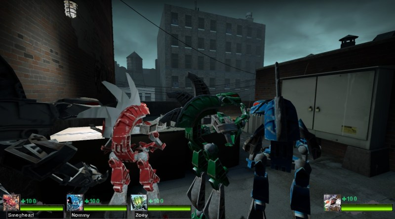 No Mercy, Bionicle Edition