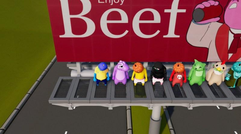 Gang Beasts online multiplayer