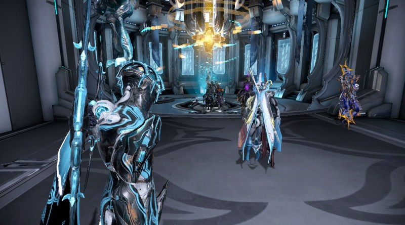 Frost visiting Cephalon Simaris