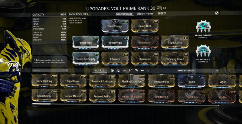 My Volt Prime build.