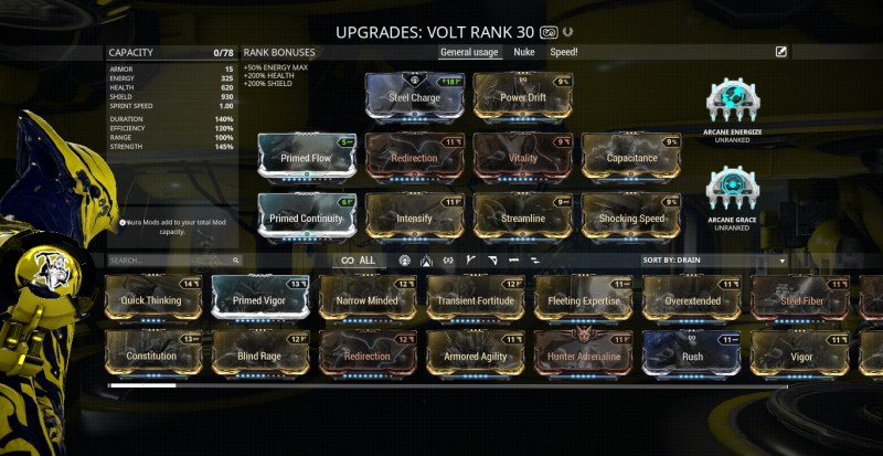 My Volt build.