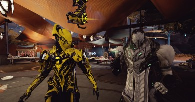 Volt and the friendly Atlas