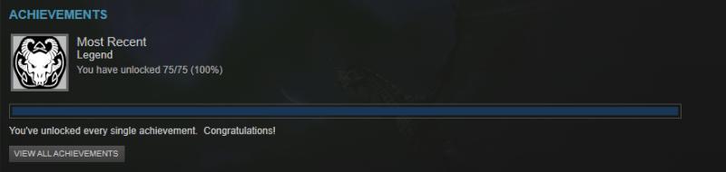 all skyrim achievements done