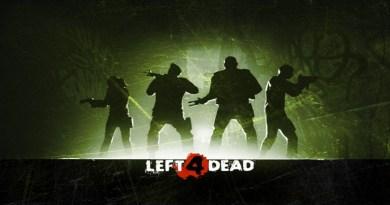 Left 4 Dead loading screen.
