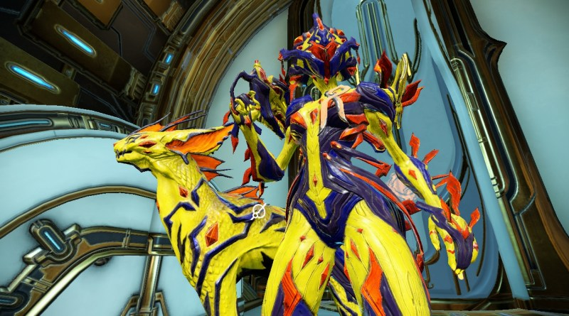 Khora and her Kavat