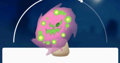 Pokemon GO - Spiritomb