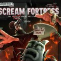 A spoof Scream Fortress X update page