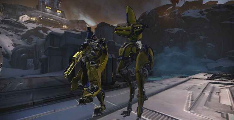 I had to guild this MOA just to make it as yellow as everything else.