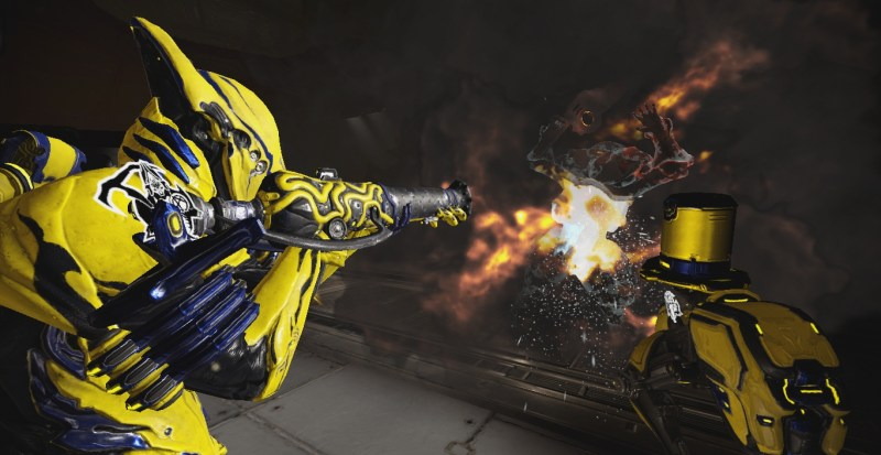 Volt with a Zarr, about to blow himself up too.