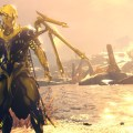 Volt Prime with Tennogen skin, Tennogen Syandana and default helmet