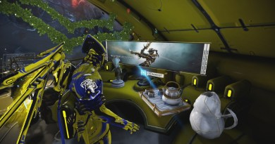 Volt would like a new Warframe, yes...