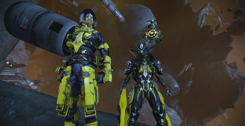 My Operator and my Mesa Prime