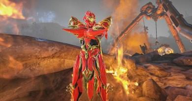 Chroma Prime, standing proud.