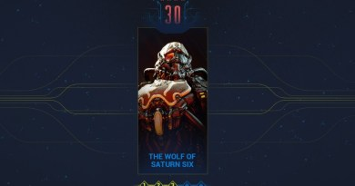 Wolf of Saturn 6 - Rank 30