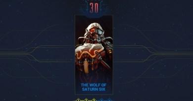 Wolf of Saturn 6 - Rank 30