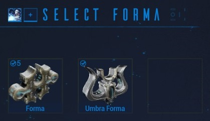 Select Forma