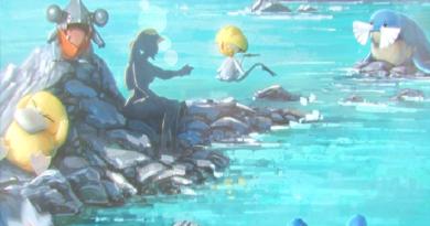 The new loading screen for Pokemon Go