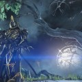 Excalibur Umbra and the Moon