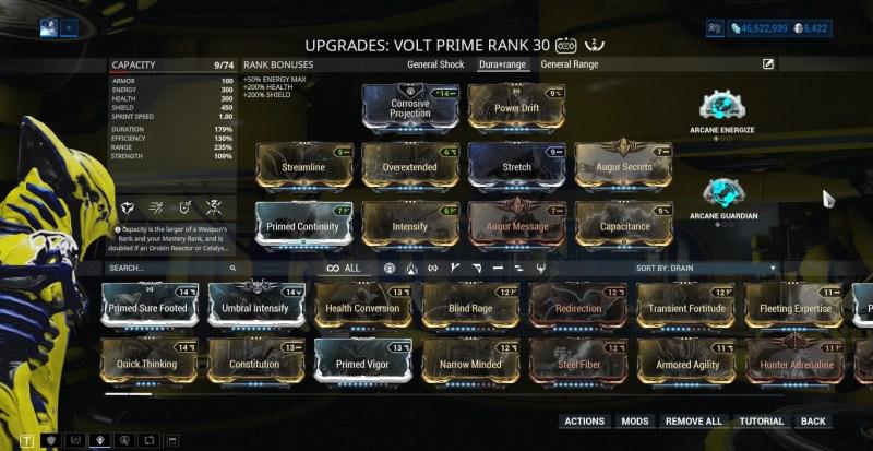 Volt Prime Nuke Build