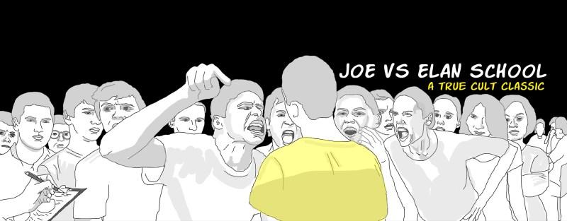 Joe VS Elan School Website Header
