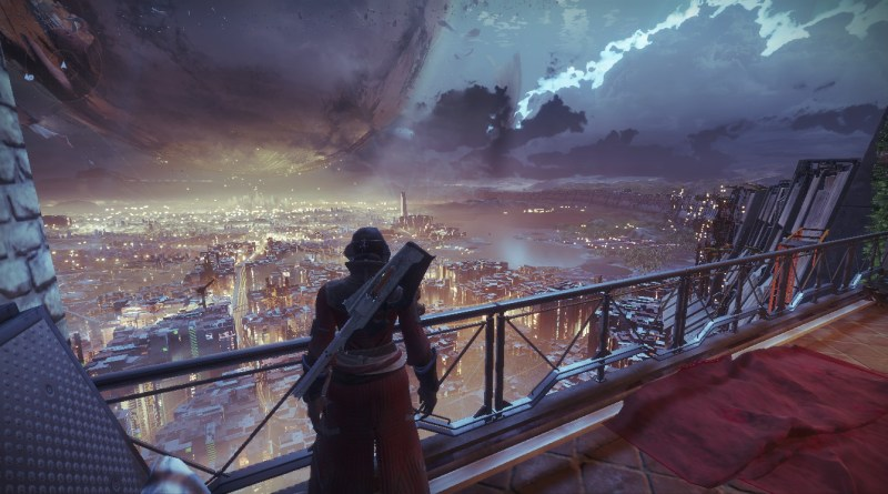 Destiny 2 and the Invisible Walls That Stop Me From Getting