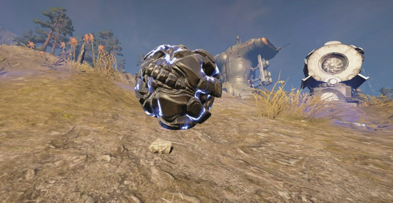 Grendel as a massive meatball.