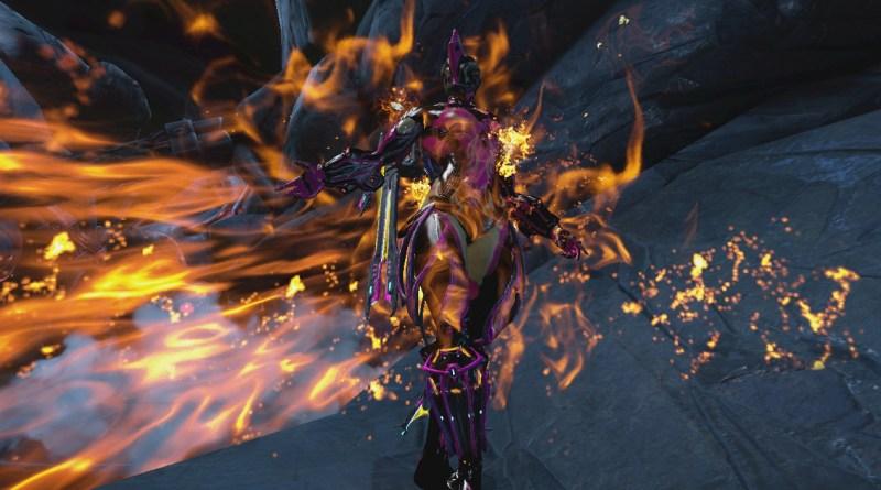 A fiery Ember