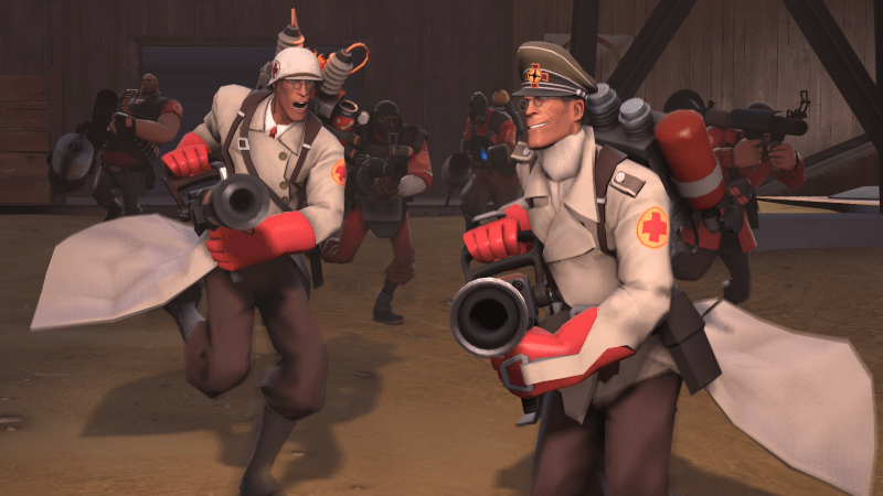 Primary Medic, Secondary Medic