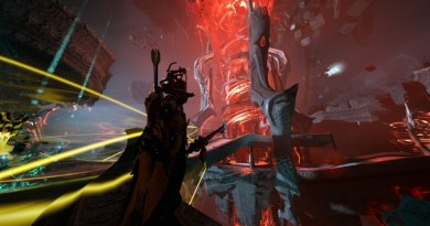 Limbo and what might actually be a scarlet spear.