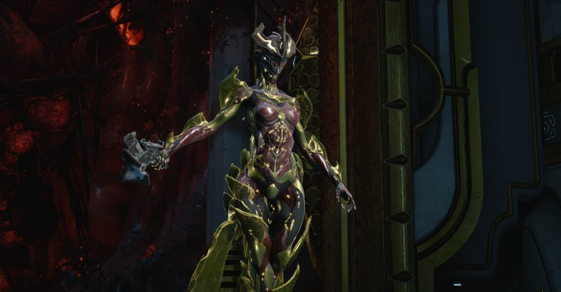 New Gara Skin (with default helmet because I like it)