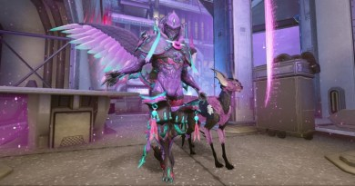 A Nezha with the Eros Wings Ephemera and a Vasca Kavat
