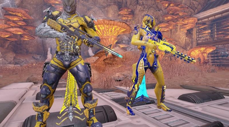 Proto Excalibur and Proto Volt
