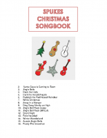Christmas Songbook 2018