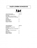 Jazz & Swing Songbook 0223