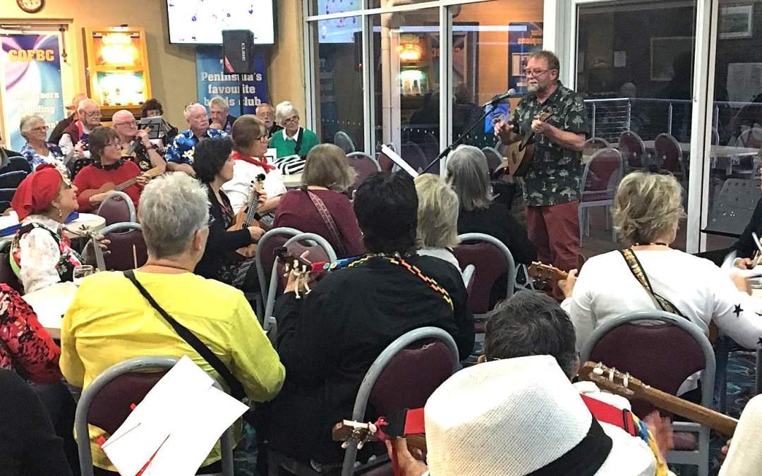 Peninsula Folk Club May Workshop