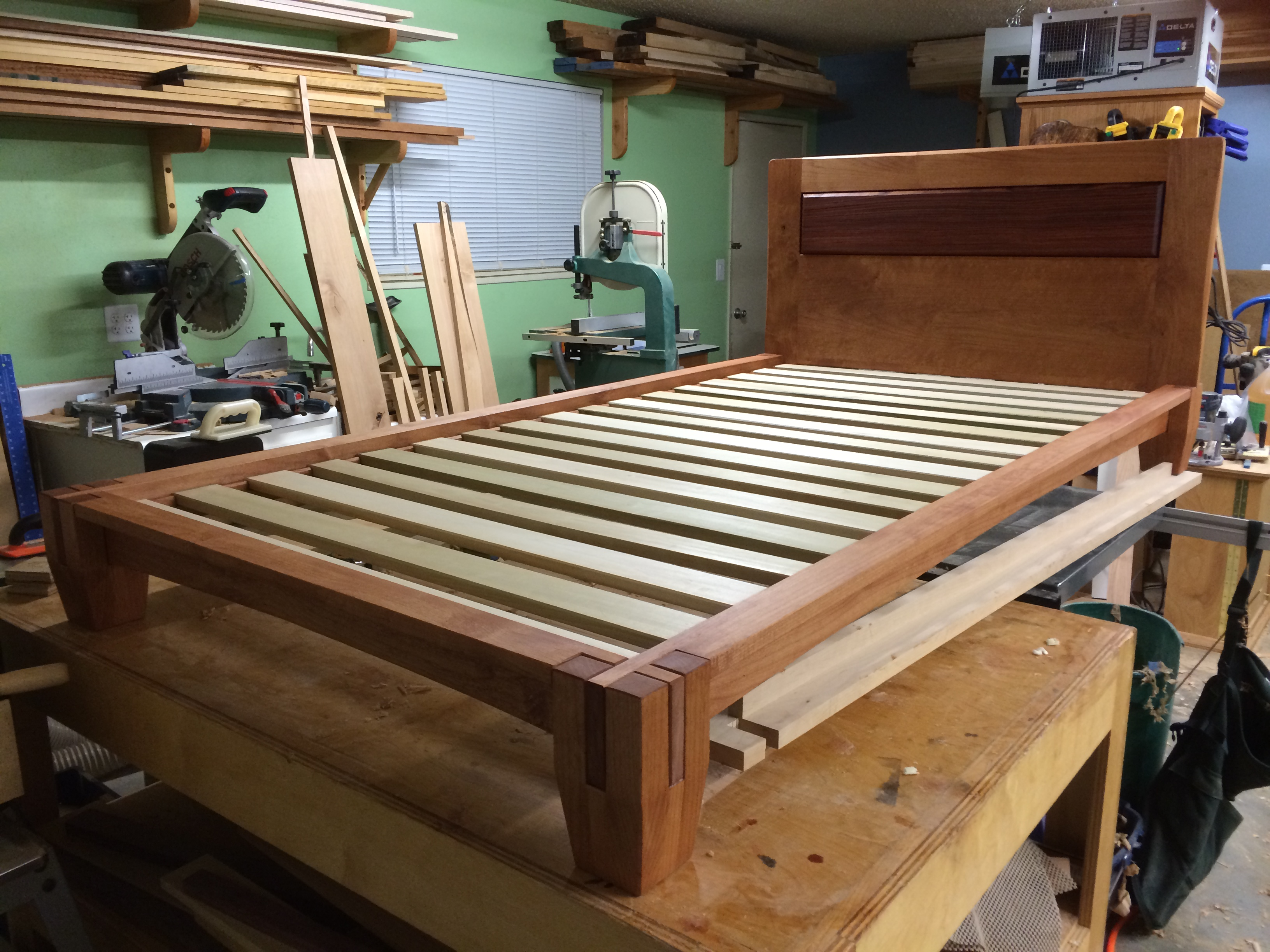 Diy Tatami Style Platform Bed With Downloadable Plans