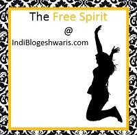 I'm an Indiblogeshwari Free Spirit