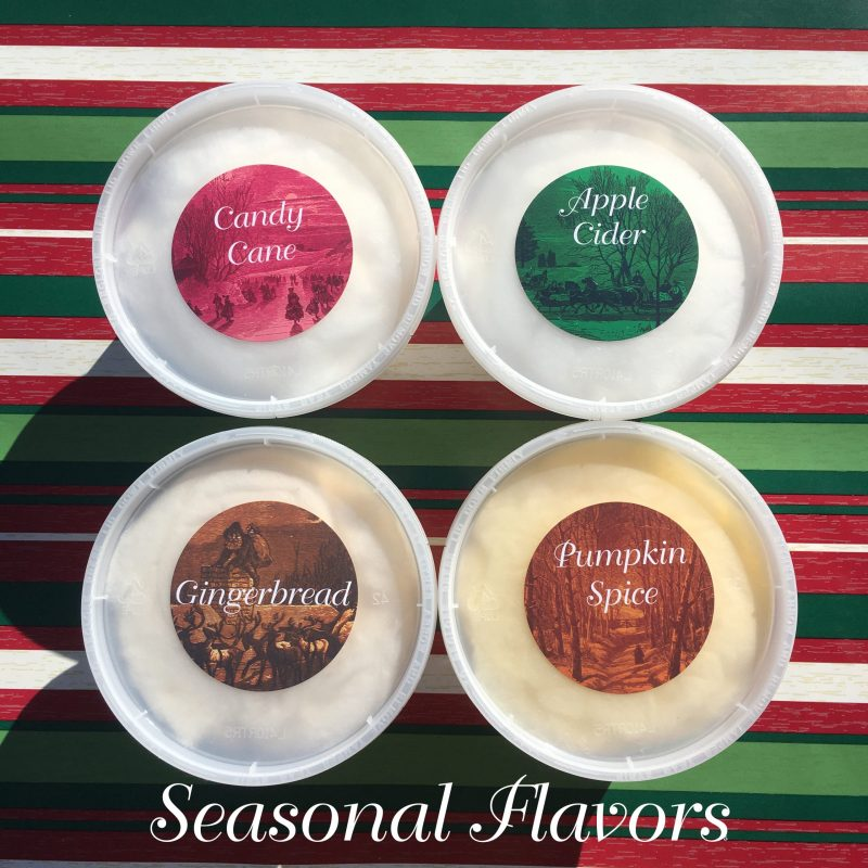 seasonal flavors