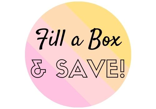 Fill a Box & Save!