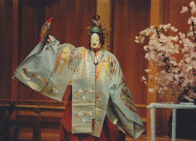 Das japanische Noh-Theater