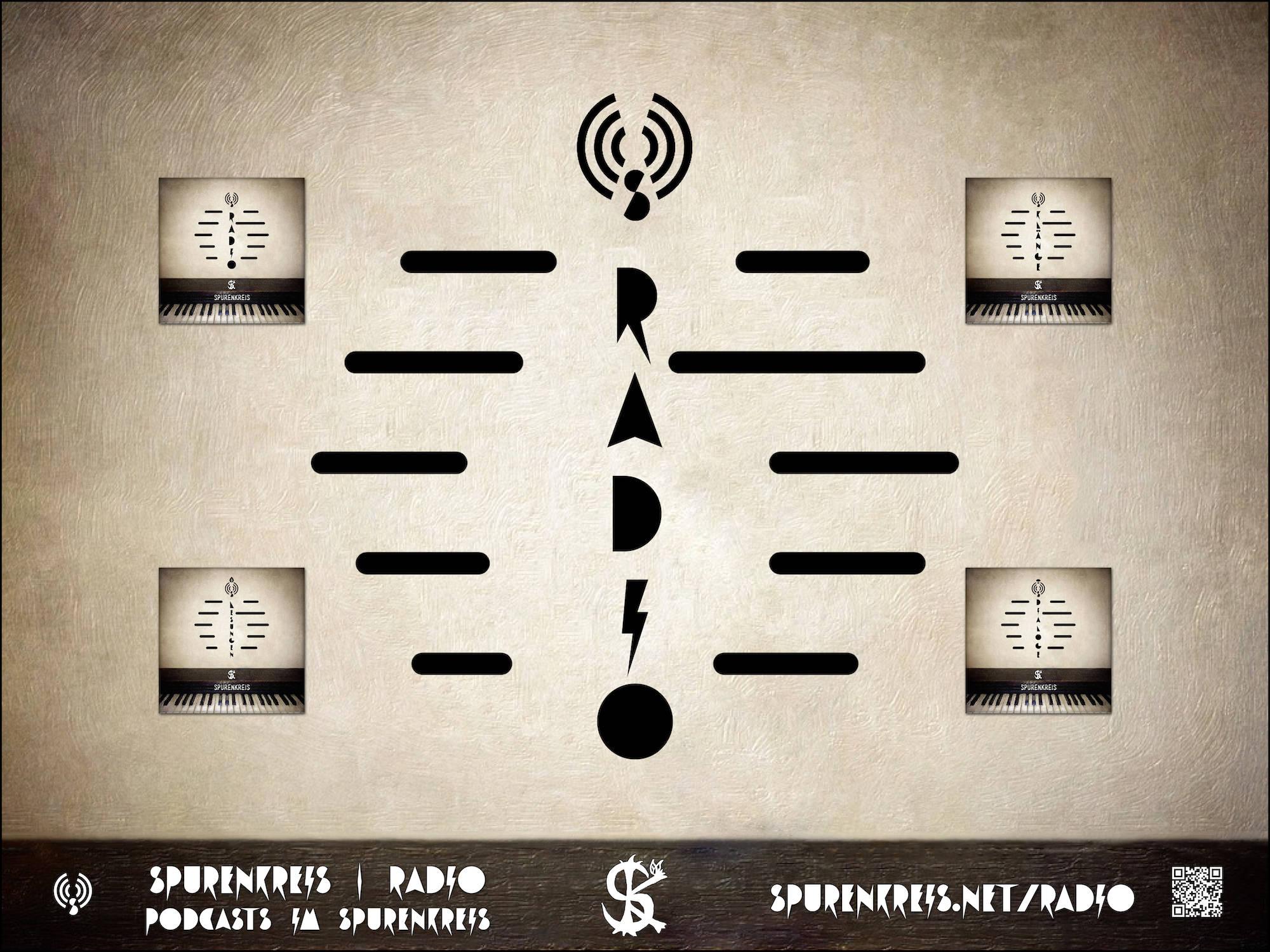 Spurenradio – Ankündigung
