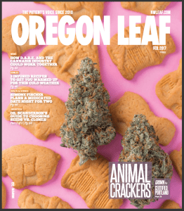 Oregon Leaf Cover Feb 2017