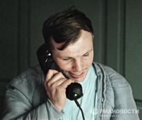 Aquel mismo día, Yuri Gagarin reportó en persona a los dirigentes del Partido Comunista y el Gobierno de la Unión Soviética que la misión de la nave espacial Vostok ha sido un éxito. © RIA Novosti.
