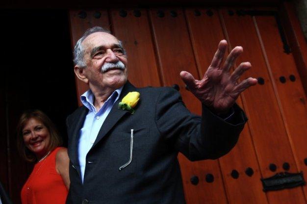 Adiós Gabo: El mundo llora a Gabriel García Márquez.