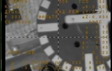 Contacto a las 09:52 GMT / UTC. Foto: NASA TV.