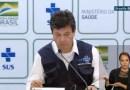 Ministro Mandetta, com discurso de alerta fala de prevenção, combate e perdas de vidas