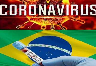 NÚMERO DE INFECTADOS POR COVID-19 NO BRASIL CRESCEU 1.138 EM UM DIA, TAXA DE LETALIDADE 3,5%
