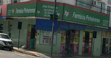 Farmácia Pinheirense I começa a atender com plantão 24 horas em João Pinheiro
